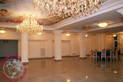 affresco-digitale-abano-terme-hotel-alexander-soffitto-salone-ristorante-10