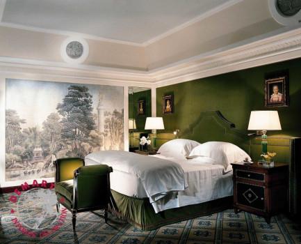 principe-savoia-milano-decorazione-parete-camera-letto-affresco-digitale