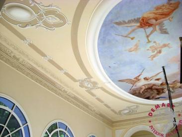 soffitto-decorazione-parete-affresco-digitale-privato