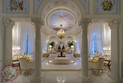 decorazione-soffitto-soggiorno-affresco-digitale-milano
