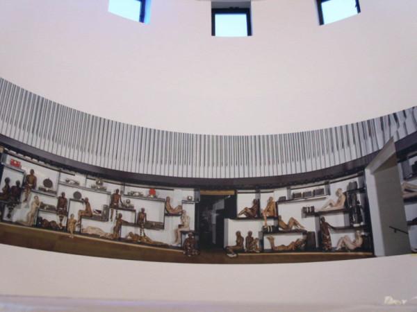decorazione-parete-sala-museo-affresco-digitale