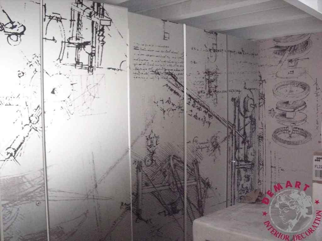 Decorazione Ante Armadio : Pellicola adesiva per mobili: cosè e come funziona