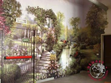 decorazione-parete-residenza-anziani