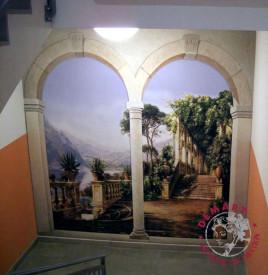 decorazione-scala-residenza-anziani-gruppo-zaffiro-02
