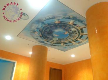 decorazione-soffitto-residenza-anziani-gruppo-zaffiro-02