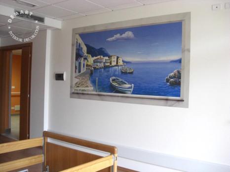 decorazione-parete-camera-residenza-anziani