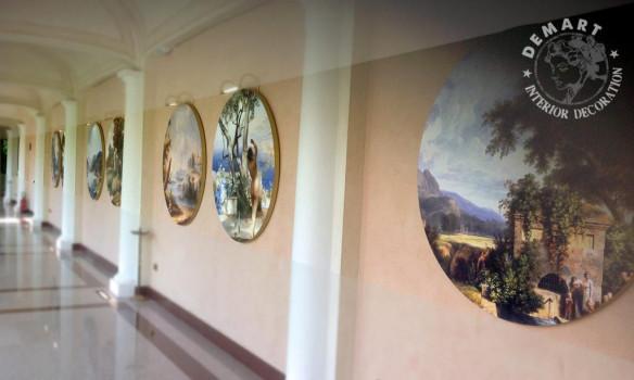 decorazione-parete-hotel-baveno