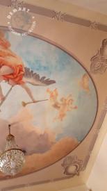 decorazione-classica-soffitto
