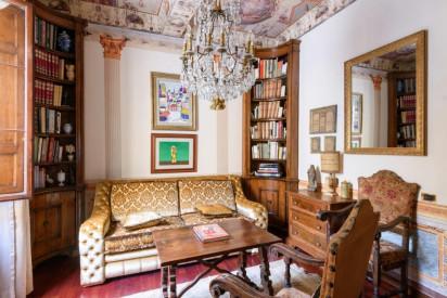 decorazione-soffitto-soggiorno