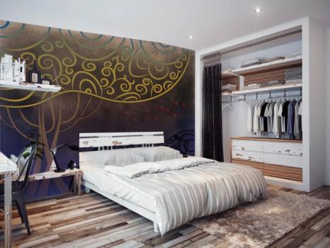 carta-parati-moderna-camera-letto