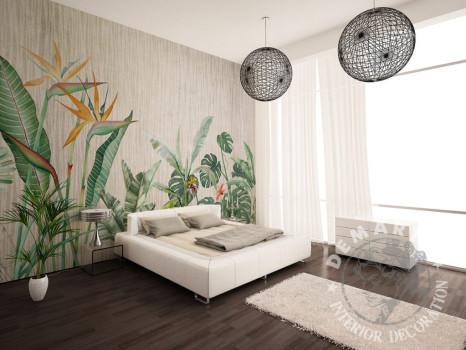 carta-parati-moderna-natura-piante