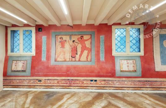 affresco-digitale-palestra-stile-antica-pompei-04