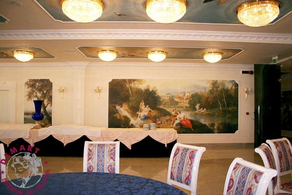 affresco-digitale-abano-terme-hotel-alexander-pareti-salone-ristorante-03