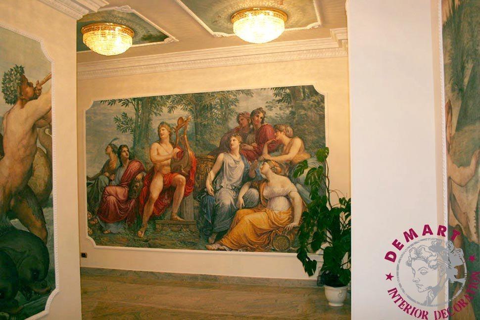affresco-digitale-abano-terme-hotel-alexander-pareti-salone-ristorante-08