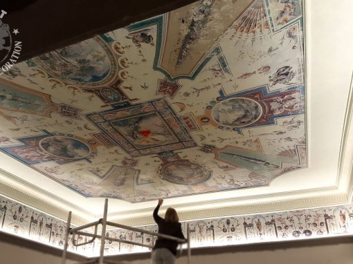 Decorazione Hotel, Firenze