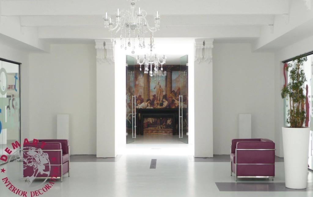 Decorazione interni studio architettura super studio aa for Studio design interni milano