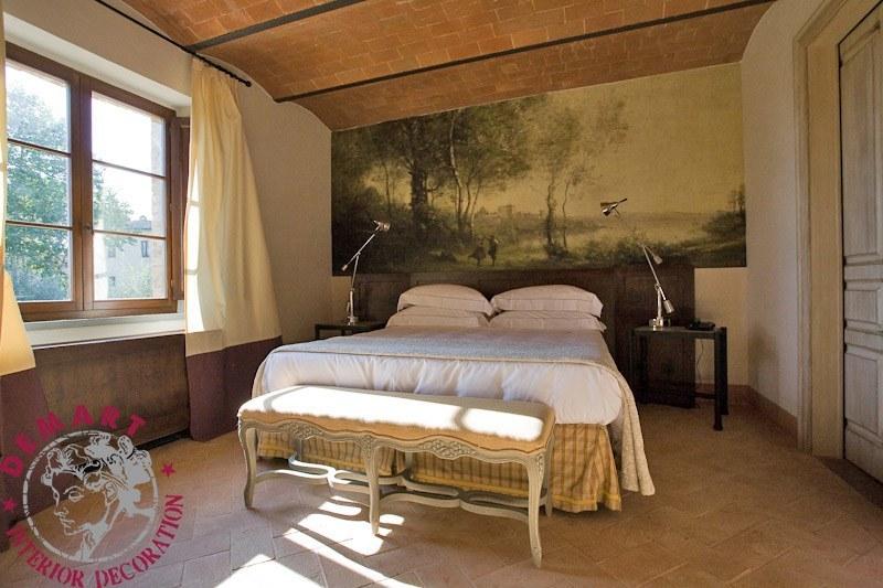Idee per decorare le pareti di casa il portfolio lavori for Decorazione di casa