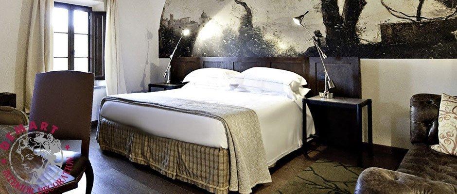 decorazione-parete-testata-camera-letto-affresco-digitale