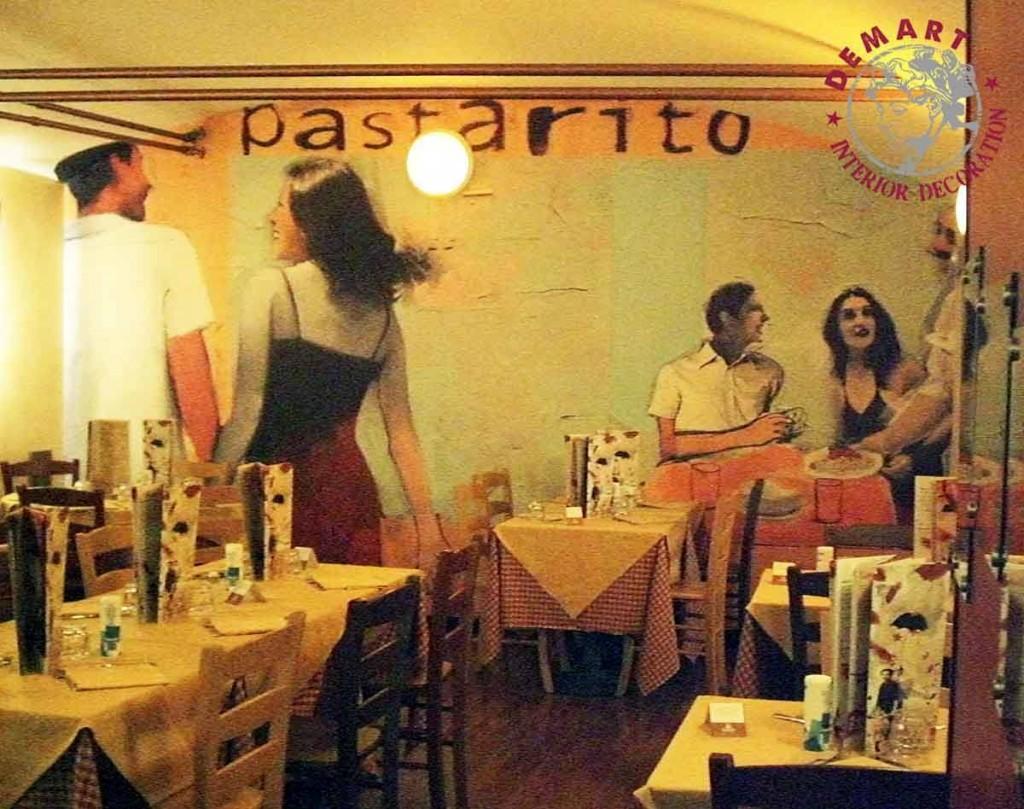 Ristorante Pastarito, Milano - Roma - Barcellona