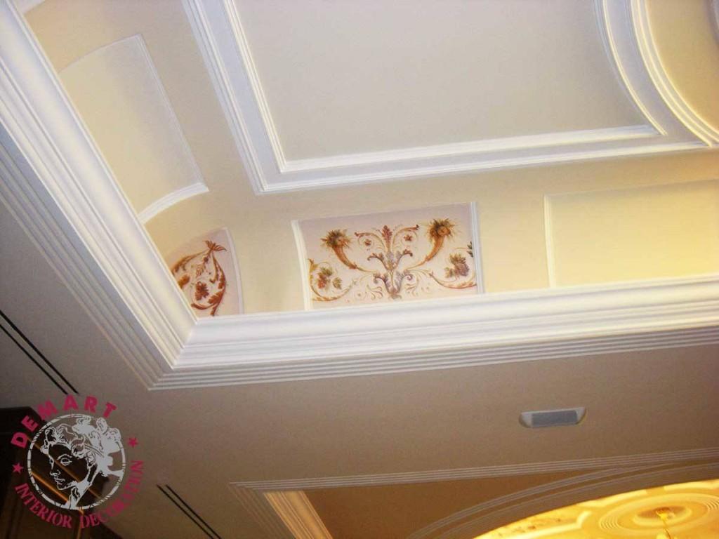 Decorazione Soffitto In Legno: Creare nuance caldo nella vostra ...