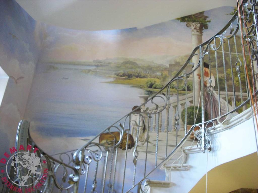 Idee per decorare le pareti di casa il portfolio lavori - Decorazione per pareti ...