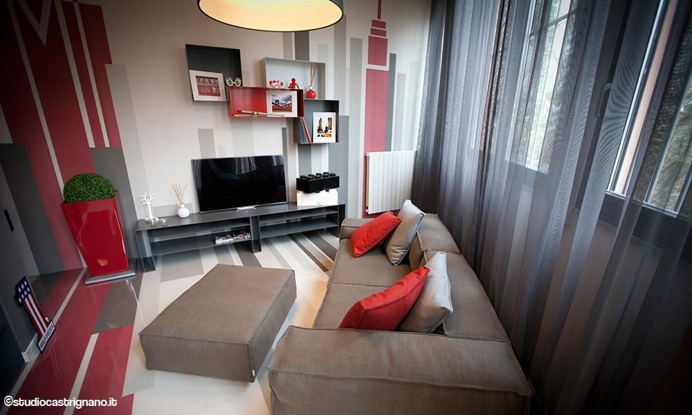 Pellicola rivestimento pianoforte per cambio casa cambio - Andrea castrignano interior designer ...