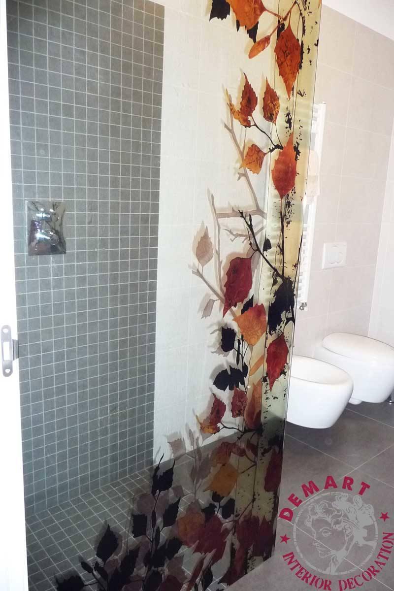 Decorazioni adesive per ante armadio for Decorazioni adesive per bagno