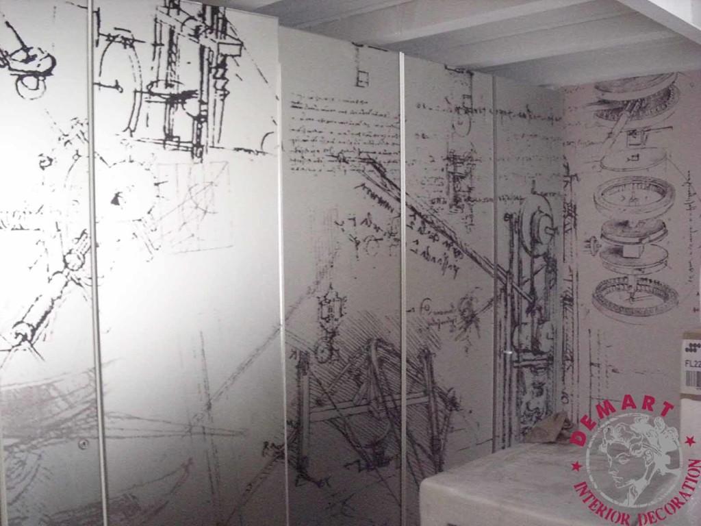 Pellicola adesiva per decorazione mobili e vetrine cos 39 e come funziona - Pellicola adesiva per mobili ikea ...
