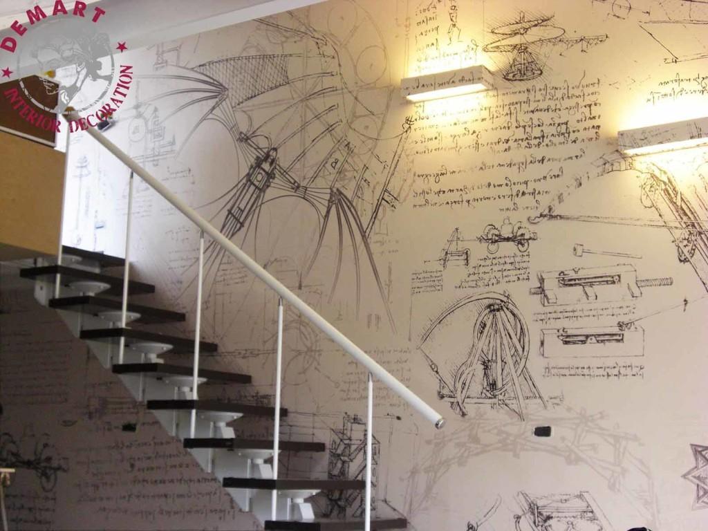 Decorazione interni appartamento per cambio casa cambio for Andrea castrignano colori pareti