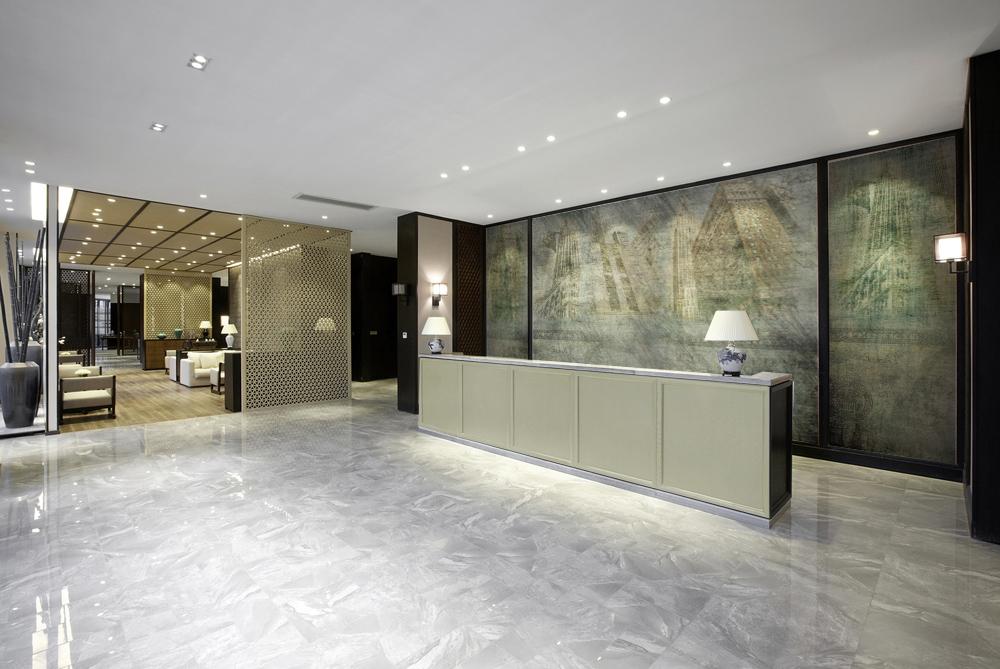 carta-parati-moderna-autore-reception-hotel