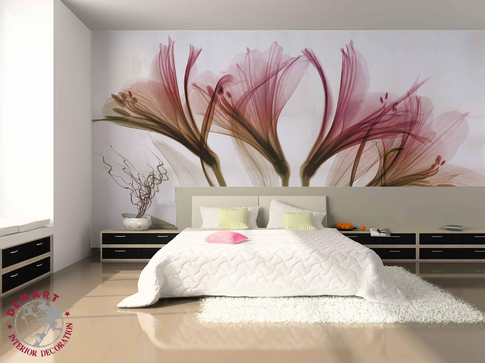 Demart la soluzione al tuo progetto di decorazione di for Tappezzeria pareti