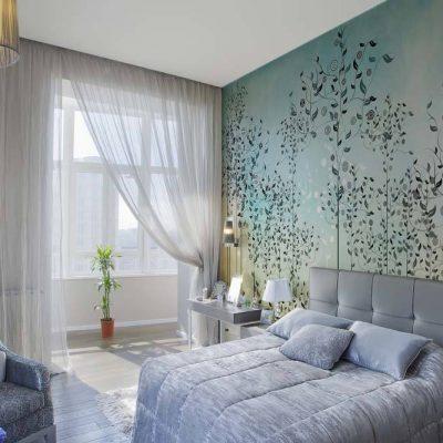 Beautiful Tappezzeria Camera Da Letto Contemporary - Decorating ...