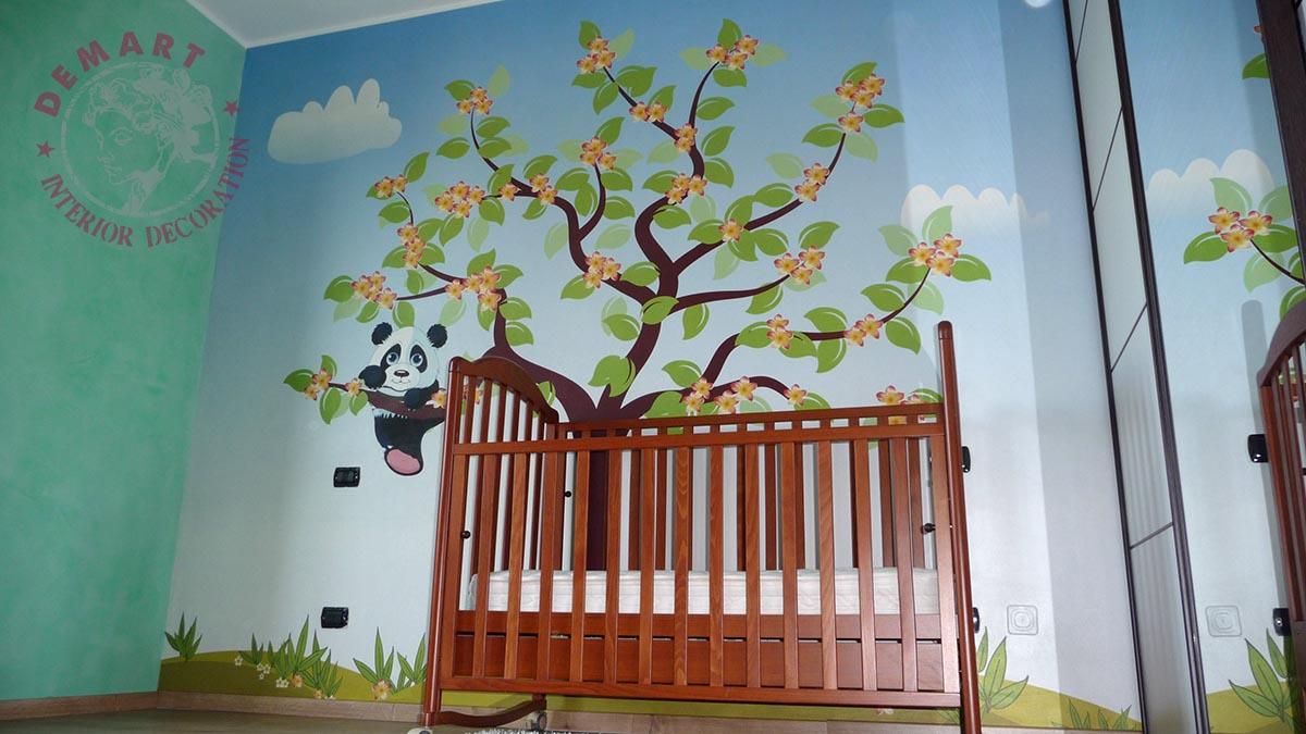 Idee per decorare le pareti di casa il portfolio lavori for Decorare pareti di casa