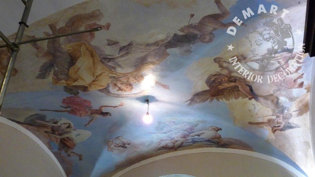 Idee per decorare le pareti di casa il portfolio lavori - Pasticceria da bagno ...