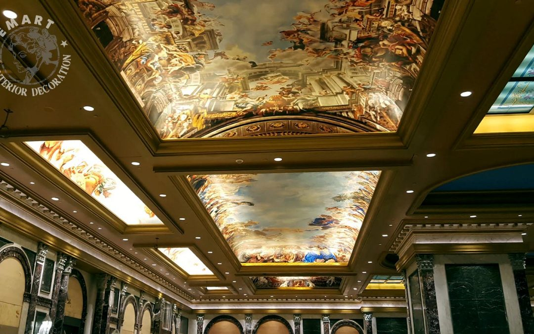 "Luxury Hotel ""The Parisian"", Macao"