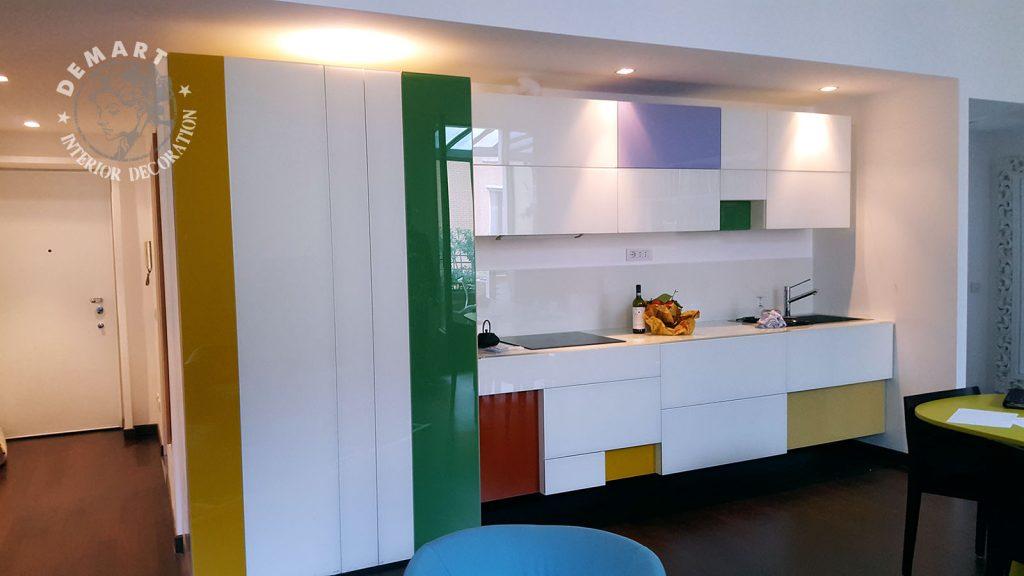 Adesivi decorativi per mobili cucina gallery of carta adesiva mobili idee di design per la casa - Carta adesiva per mobili cucina ...